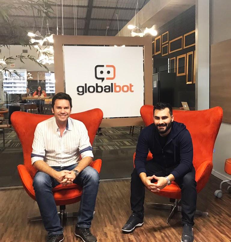 Fundadores do Globalbot